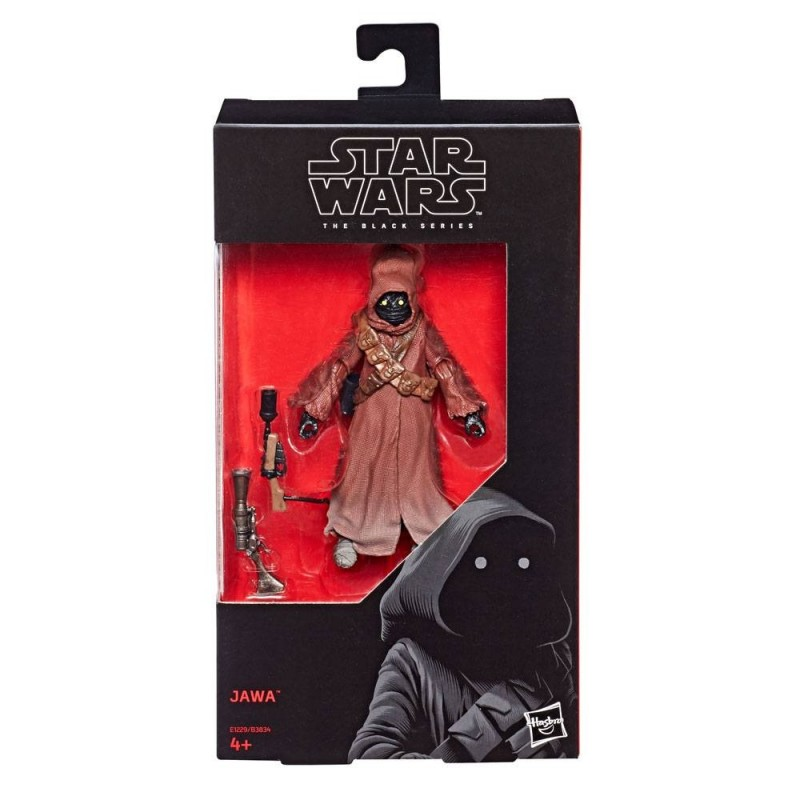 """Figurine Star Wars Black Series 6"""" Jawa"""