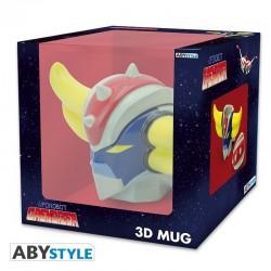 Goldorak Mug 3D 250ml Céramique