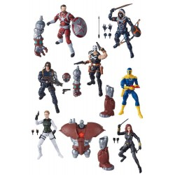 Marvel Legends Series 2020 Black Widow assortiment figurines 15 cm