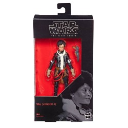 "Figurine Star Wars Black Series 6"" Val Vandor-1"