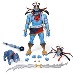 Thundercats Wave 2 pack 2 figurines Ultimates Mumm-Ra & Ma-Mutt 5-18 cm