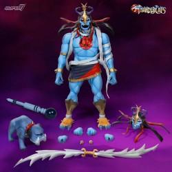 Thundercats Wave 2 pack 2 figurines Ultimates Mumm-Ra & Ma-Mutt 5-18 cm