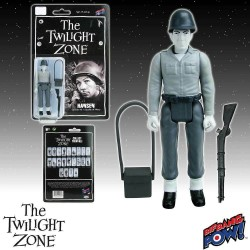 The Twilight Zone Figurine 10 cm Hansen