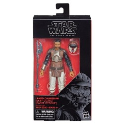 "Figurine Star Wars Black Series 6"" Lando Skiff Guard"