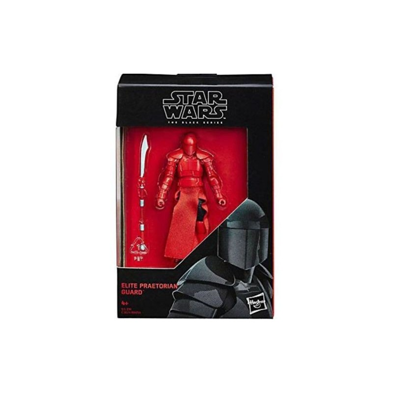 "Figurine Star Wars Black Serie 3/75"" 10cm Elite Praetorian Guard"