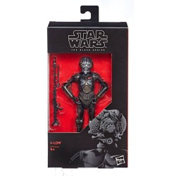 "Figurine Star Wars Black Series 6"" 4-LOM"