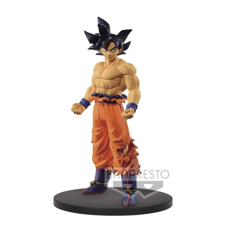 Dragon Ball Super statuette PVC Creator X Creator Son Goku Ultra Instinct Ver. A 19 cm