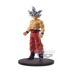 Dragon Ball Super statuette PVC Creator X Creator Son Goku Ultra Instinct Ver. B 19 cm