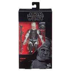 "Figurine Star Wars Black Series 6"" Dengar Hasbro Toute la gamme Black Series"