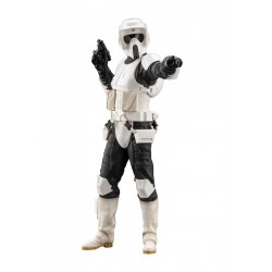 Star Wars Episode VI statuette PVC ARTFX+ 1/10 Scout Trooper 18 cm
