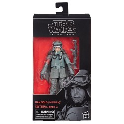 "Figurine Star Wars Black Series 6"" Solo Story Han Solo Mimban Hasbro Toutes la gamme Black Series"