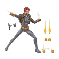 Marvel Legends Series figurine Black Widow Grey Suit 15 cm Hasbro Tout L'univers Marvel