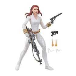 Marvel Legends Series figurine Black Widow White Suit Deadly Origin 15 cm