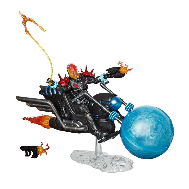 Marvel Legends Series figurine avec véhicule Cosmic Rider 15 cm