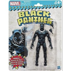 Marvel Legends Figurine Retro 15cm Black Panther