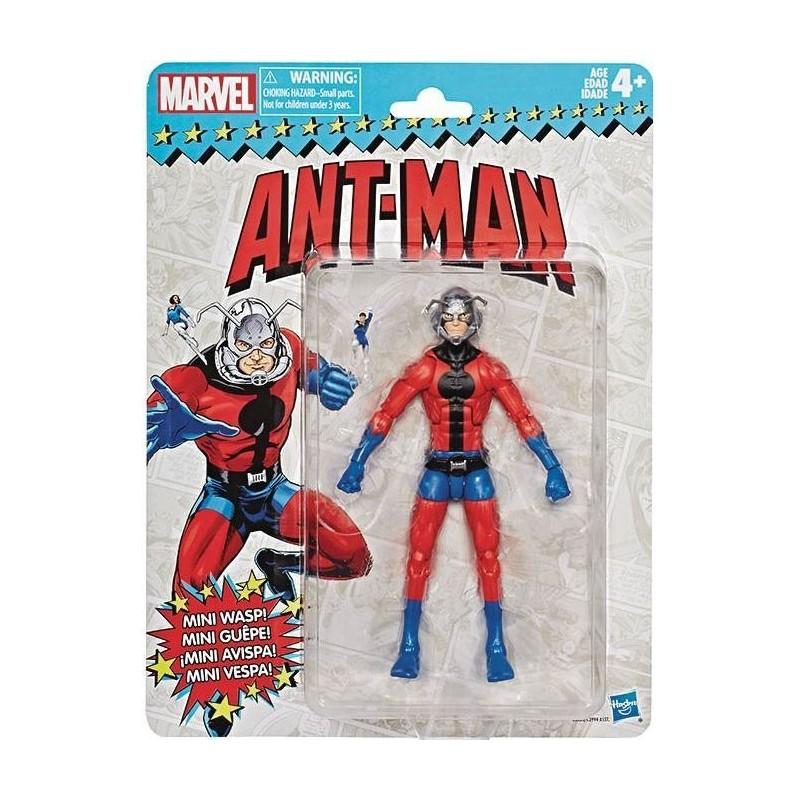 Marvel Legends Figurine Retro 15cm Ant-Man