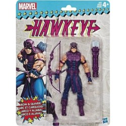 Marvel Legends Figurine Retro 15cm  Hawkeye