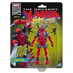 Marvel Legends  The Ucanny Figurine 15cm Deadpool SDCC