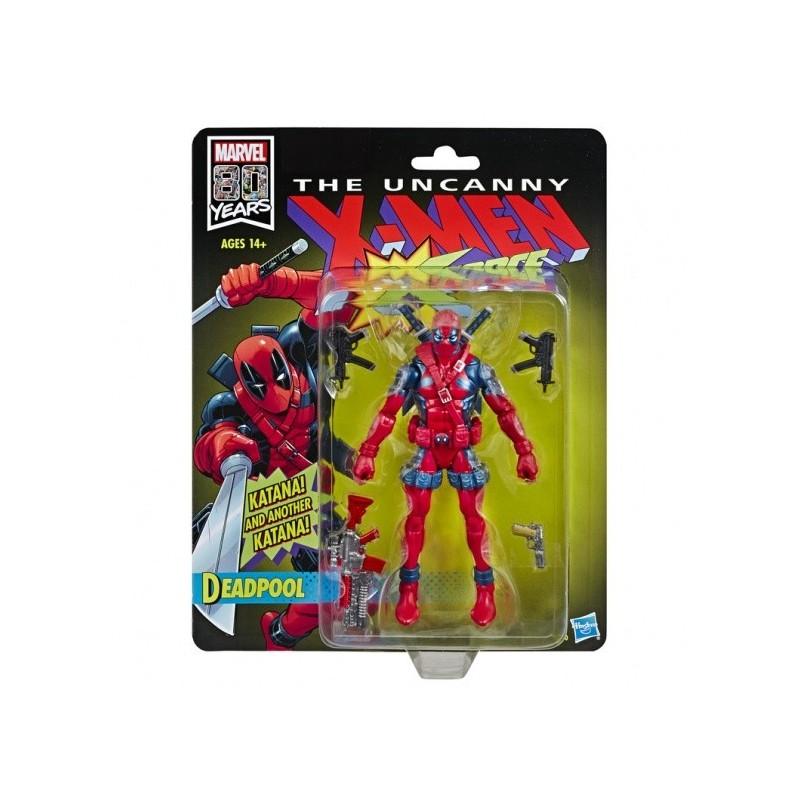 Marvel Legends  The Ucanny Figurine 15cm Deadpool SDCC
