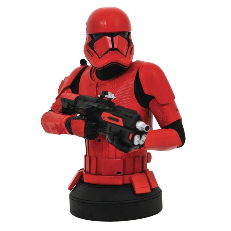 Star Wars Episode IX buste 1/6 Sith Trooper 15 cm
