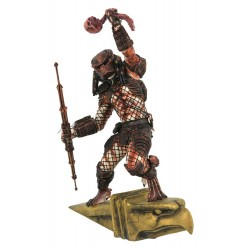 Predator 2 Movie Gallery statuette City Hunter 28 cm