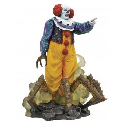 Ça Gallery diorama Pennywise 1990 TV Mini Series Edition 23 cm