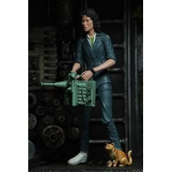Alien figurines 18 cm 40th Anniversary Ripley Jumpsuit