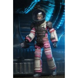 Alien figurines 18 cm 40th Anniversary Dallas Compression suit