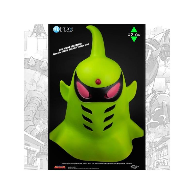 Goldorak Replique Masque Soldat Vega Latex