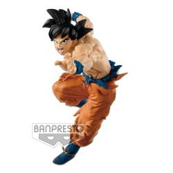 Dragon Ball Super statuette Tag Fighters Son Goku 18 cm