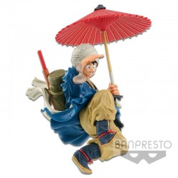 Dragon Ball Z statuette PVC BWFC Son Goku Normal Color Ver. 18 cm