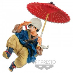 Dragon Ball Z statuette PVC BWFC Son Goku Normal Color Ver. 18 cm