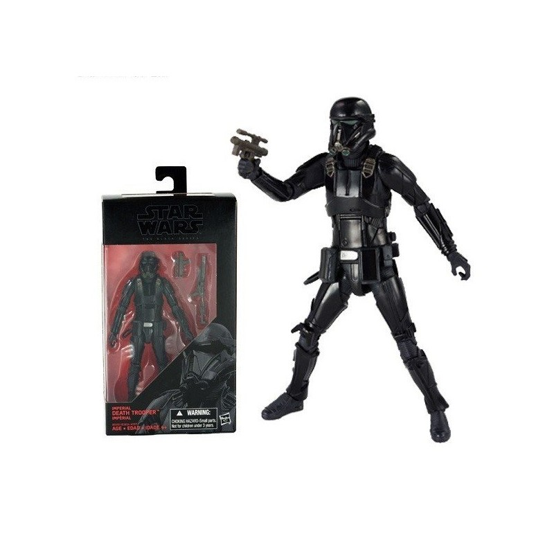 "Figurine Star Wars Black Series 6"" 15cm Imperial Death TrooperTakara Tomy"