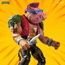 Les Tortues ninja figurine Ultimates Bebop 18 cm
