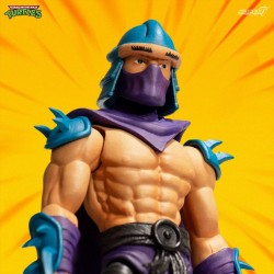 Les Tortues ninja figurine Ultimates Evil Shredder 18 cm