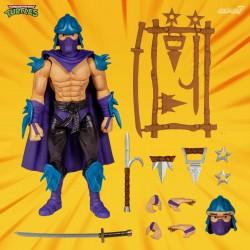 Les Tortues ninja figurine Ultimates Evil Shredder 18 cm