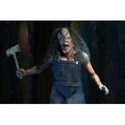Butcher : La Légende de Victor Crowley figurine Retro Victor Crowley 20 cm
