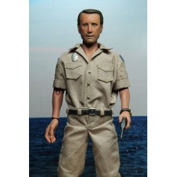Les Dents de la mer figurine Retro Chief Martin Brody 20 cm