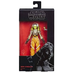 "Figurine Star Wars Black Series 6"" Hera Syndulla"