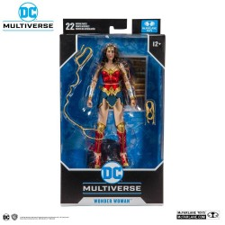 DC Multiverse figurine Wonder Woman 1984 18 cm