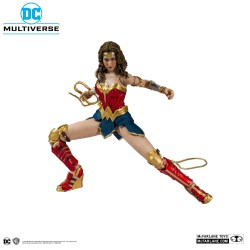 DC Multiverse figurine Wonder Woman 1984 18 cm