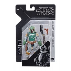 "Figurine Star Wars Black Series 6"" Archive Boba Fett Hasbro Toute la gamme Black Series"