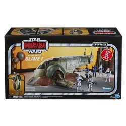 Star Wars The Vintage Collection véhicule Boba Fett's Slave I Hasbro Pré-commandes