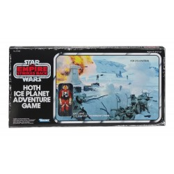 Star Wars Episode V jeu de plateau avec figurine Hoth Ice Planet Adventure Game *ANGLAIS*