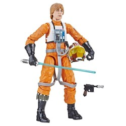 "Figurine Star Wars Black Series 6"" Archive Luke Skyalker Pilote"