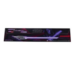 Star Wars Knights of the Old Republic Black Series réplique sabre laser Force FX Elite Darth Revan