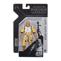 "Figurine Star Wars Black Series 6"" Archive Bossk"