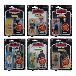 Star Wars Episode V Retro Collection assortiment figurines 2020 10 cm