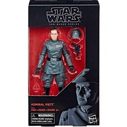 "Figurine Star Wars Black Series 6"" Admiral Piett"