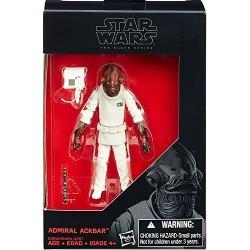 "Figurine Star Wars Black Series 3/75"" Admiral Ackbar"